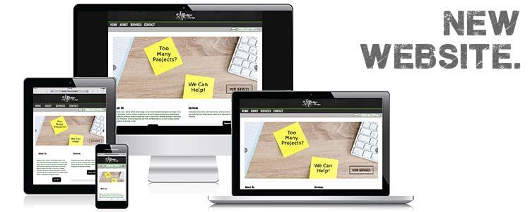 Off The Richter Design Gets New Website